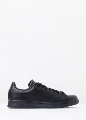 Adidas Men's Stan Smith Black 1