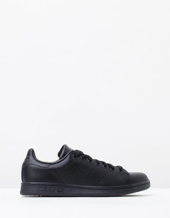 Adidas Mens Stan Smith Black 1