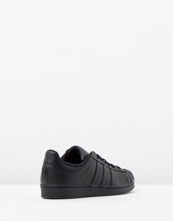 Adidas Originals Mens Superstar Black 2