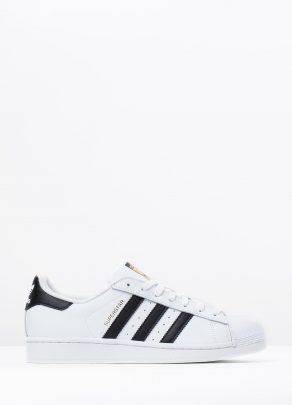 Adidas Originals Men's Superstar White & Black 1