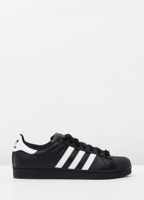 Adidas Originals Women's Superstar Black & White 1