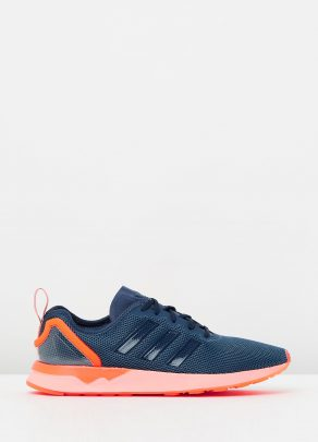 Adidas ZX Flux ADV Blue & Orange 1