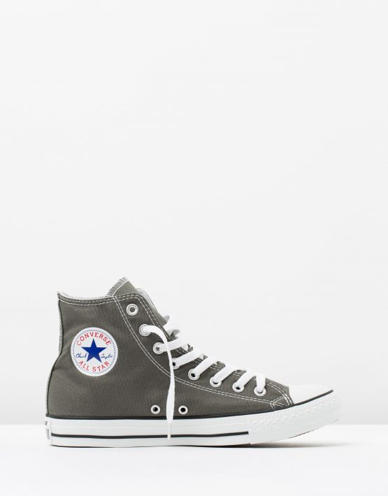 Converse Chuck Taylor All Star Hi Womens Charcoal 1