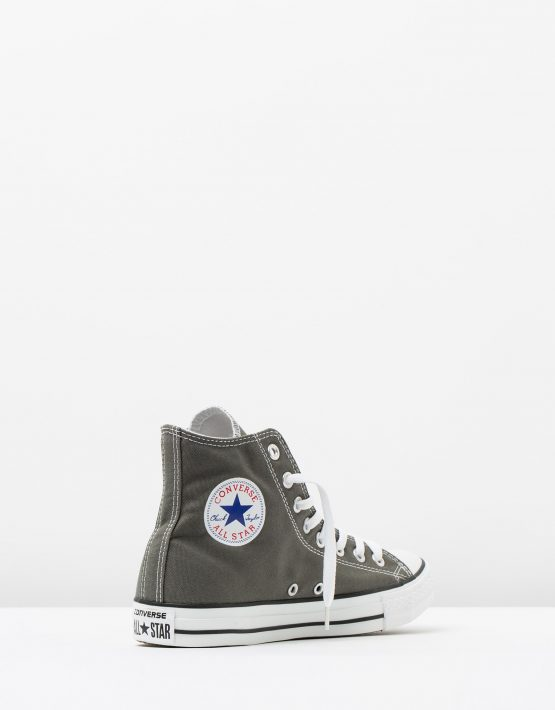 Converse Chuck Taylor All Star Hi Womens Charcoal 2