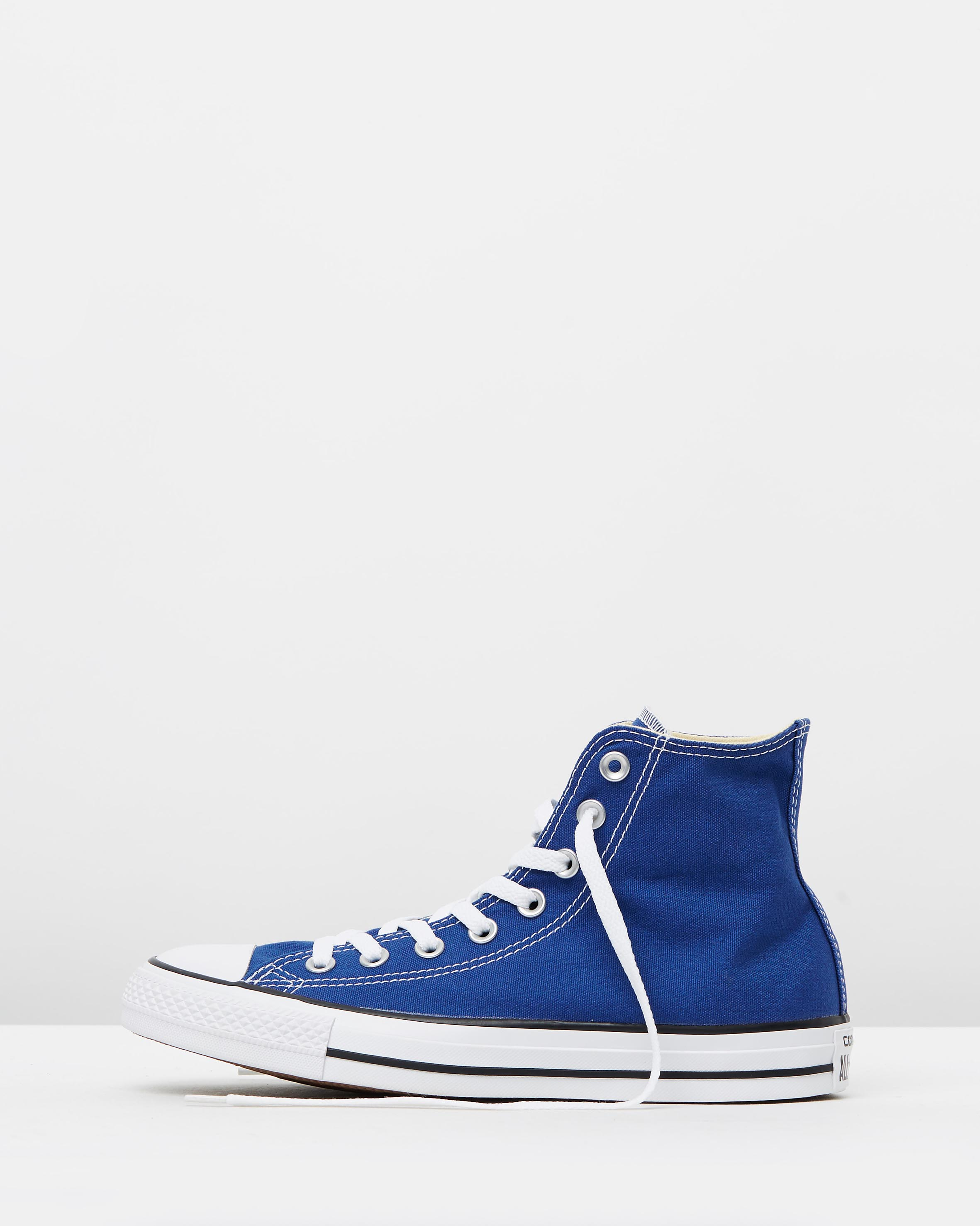 1dbe664b53f9 ... Converse Chuck Taylor All Star Hi Womens Roadtrip Blue 3 ...