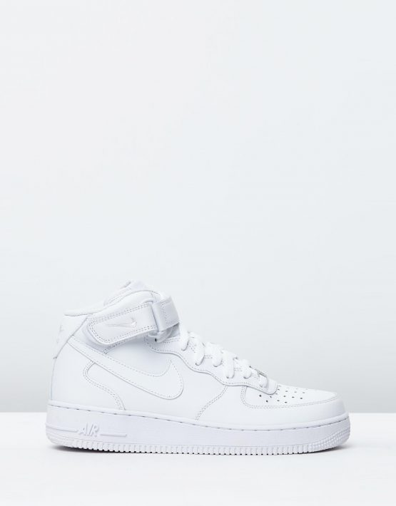 Nike Air Force 1 Mid 07 LE White 1