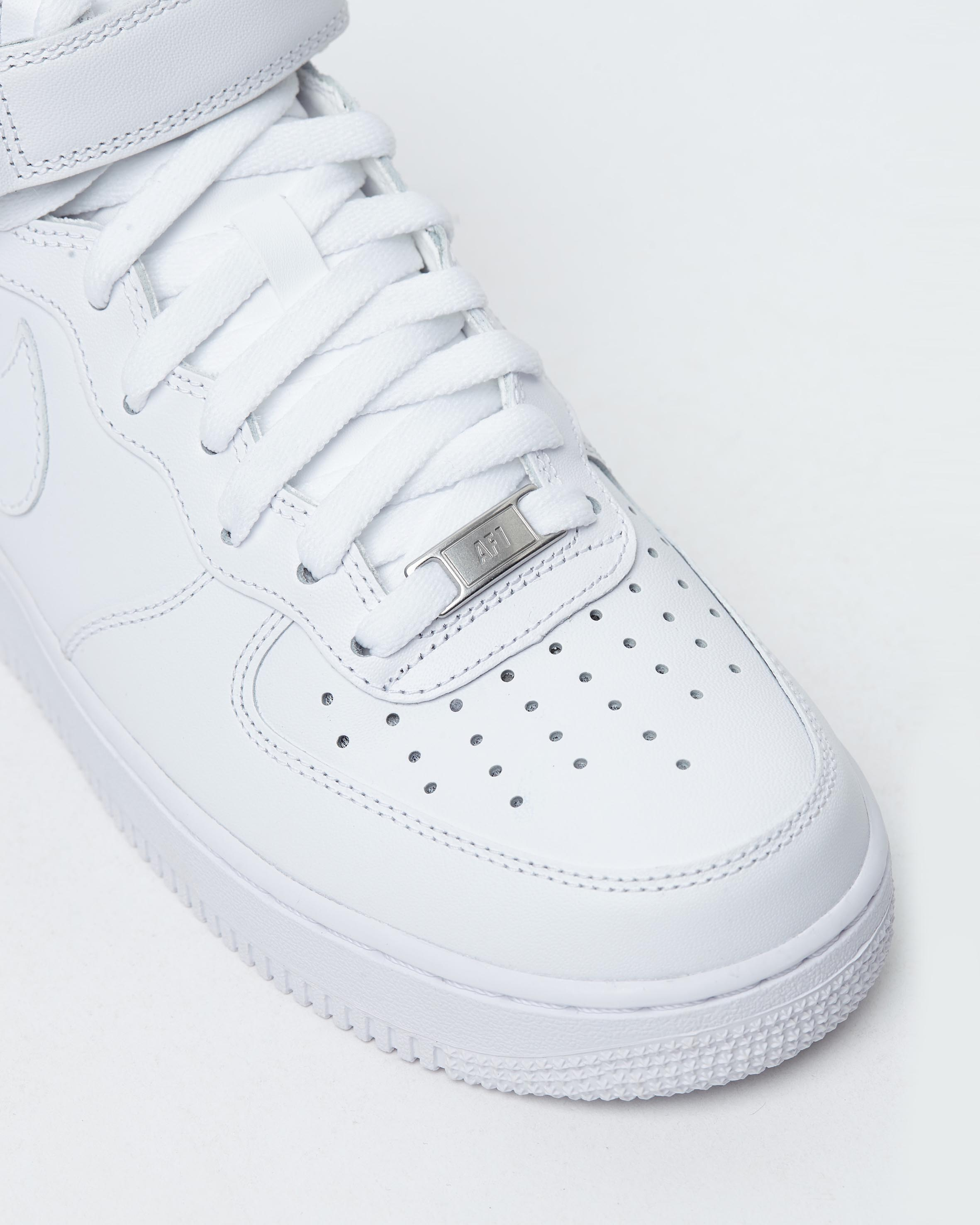nike air force 1 mid 07 le white sneaker store. Black Bedroom Furniture Sets. Home Design Ideas