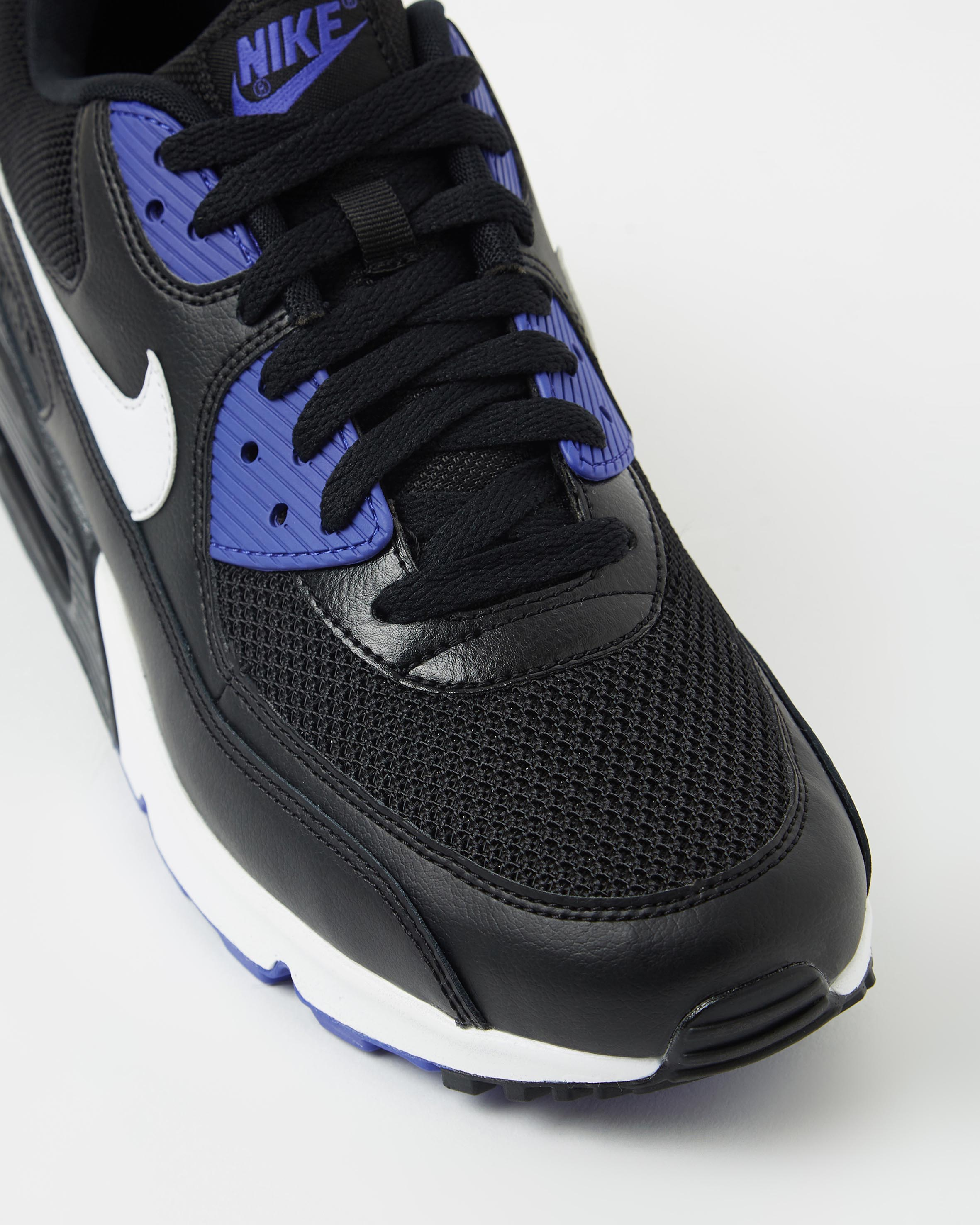 b02398718c4c ... Nike Air Max 90 Essential Black White Persian Violet 4