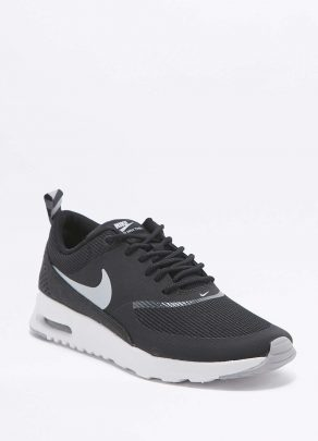 Nike Air Max Thea Black and White Trainers 1