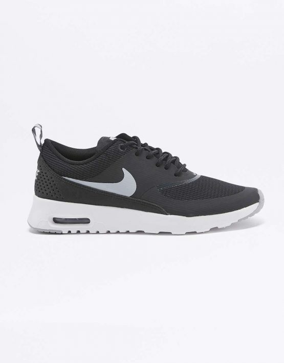 Nike Air Max Thea Black and White Trainers 2
