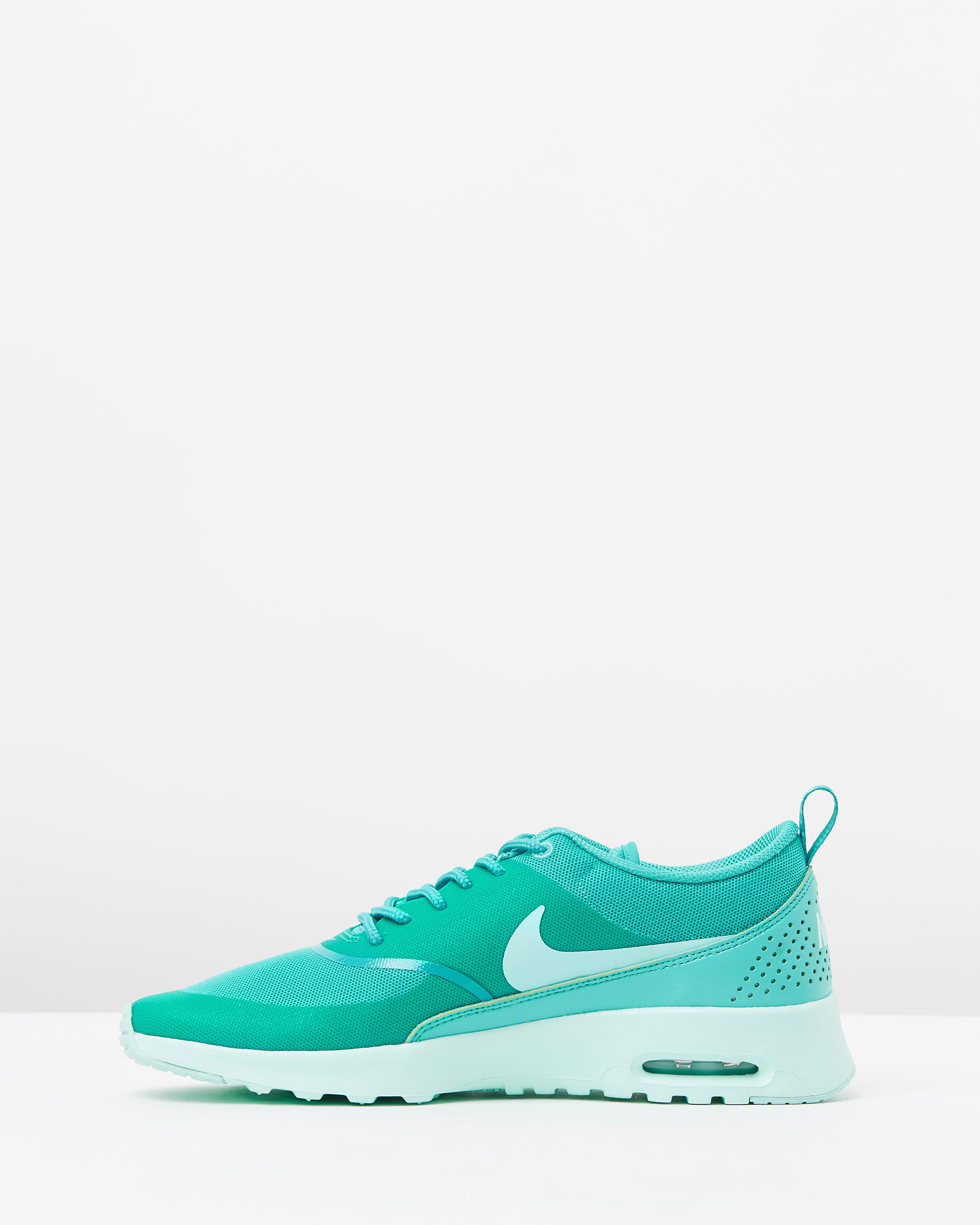 nike air max thea light retro artisan teal sneaker. Black Bedroom Furniture Sets. Home Design Ideas