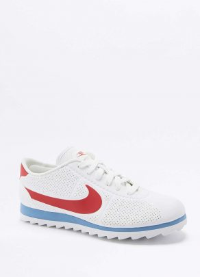 Nike Cortez Ultra Moire Red White and Blue Trainers 1