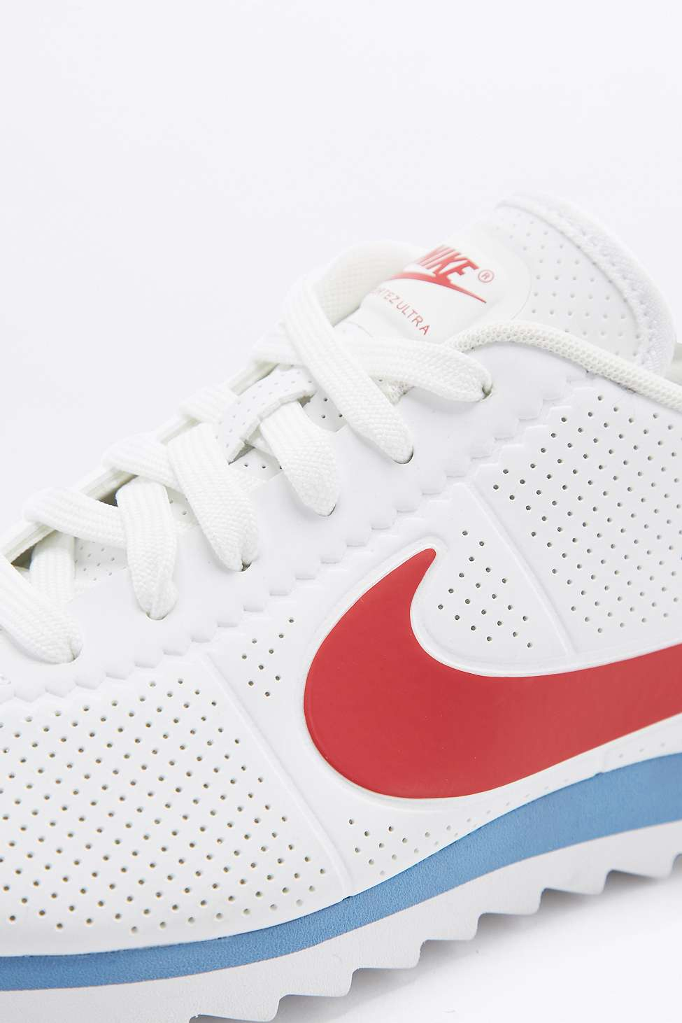 hot sales 0547b 268e6 ... Nike Cortez Ultra Moire Red White and Blue Trainers 4 ...