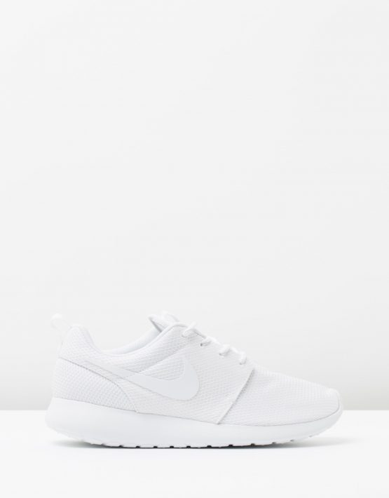 Nike Wmns Roshe Run White 1