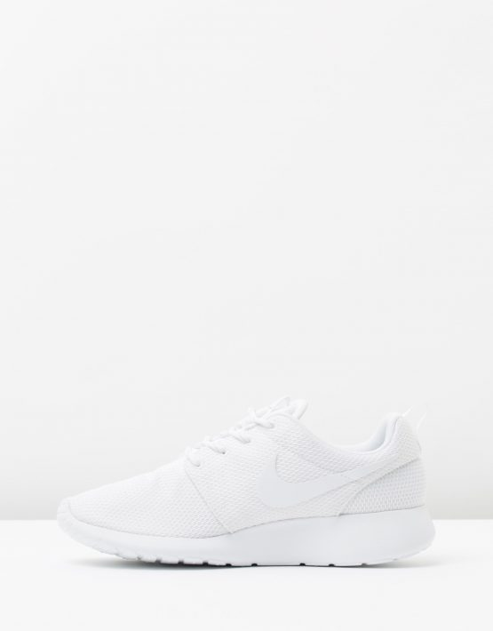 Nike Wmns Roshe Run White 3