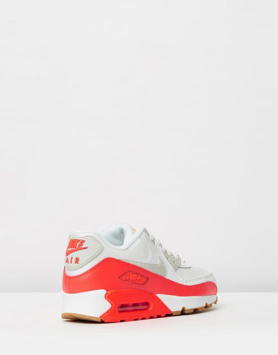 Nike Womens Air Max 90 Essential Summit White 2