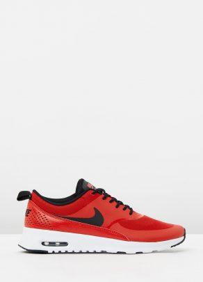 Nike Women's Air Max Thea University Red 1