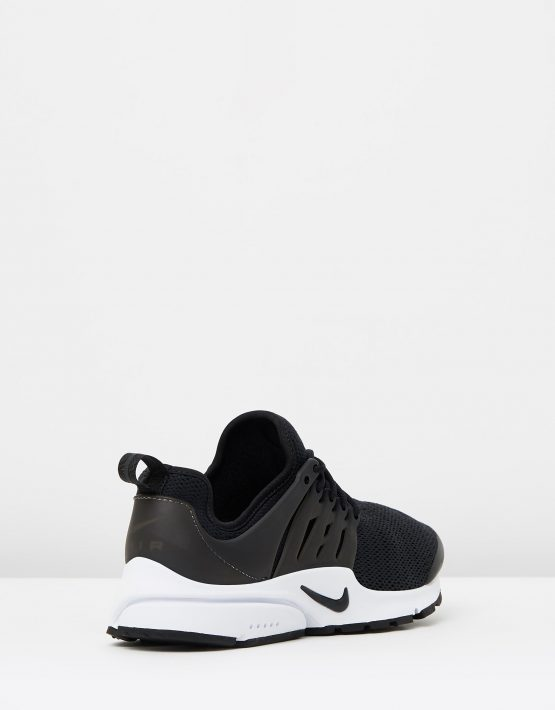 Nike Womens Air Presto Black 2
