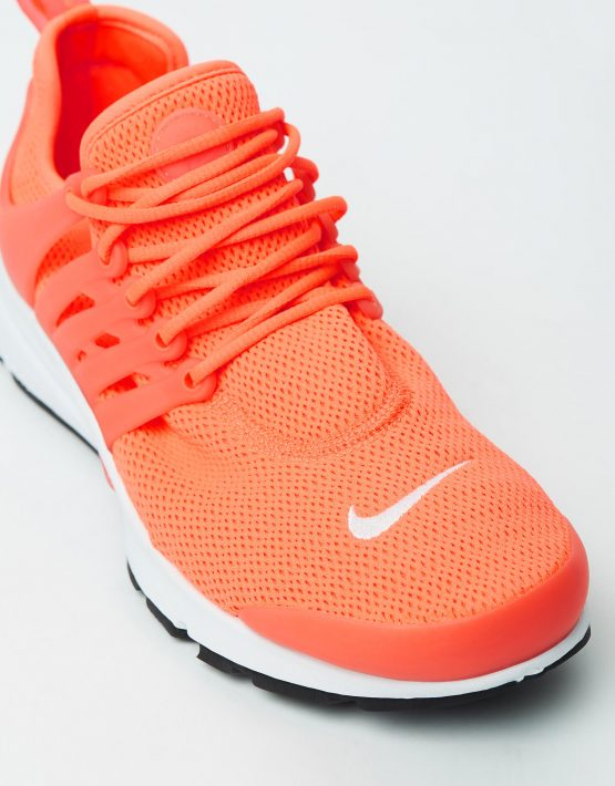 Nike Womens Air Presto Neon Orange 4