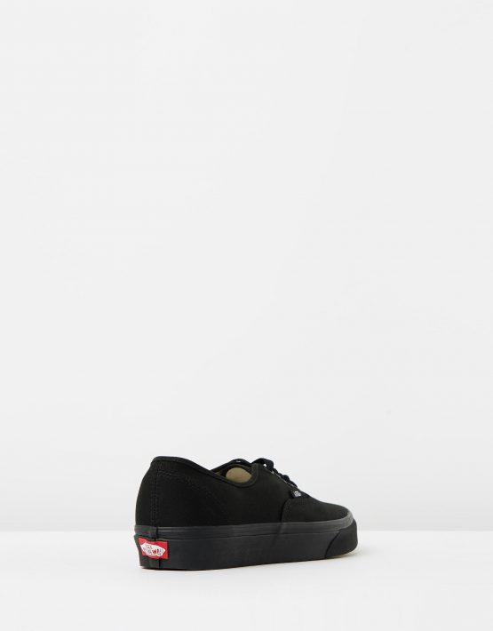 Vans Authentic Black 2