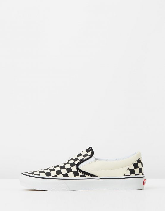 Vans Womens Classic Slip On Checkerboard 3