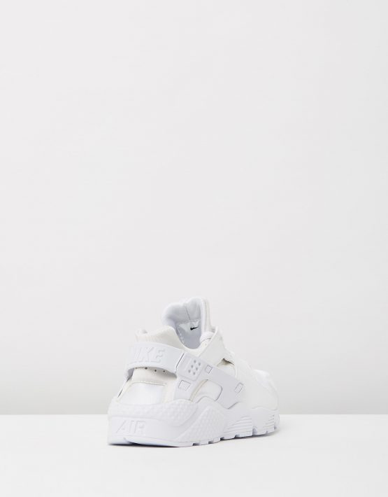 Womens Nike Air Huarache Run White 2