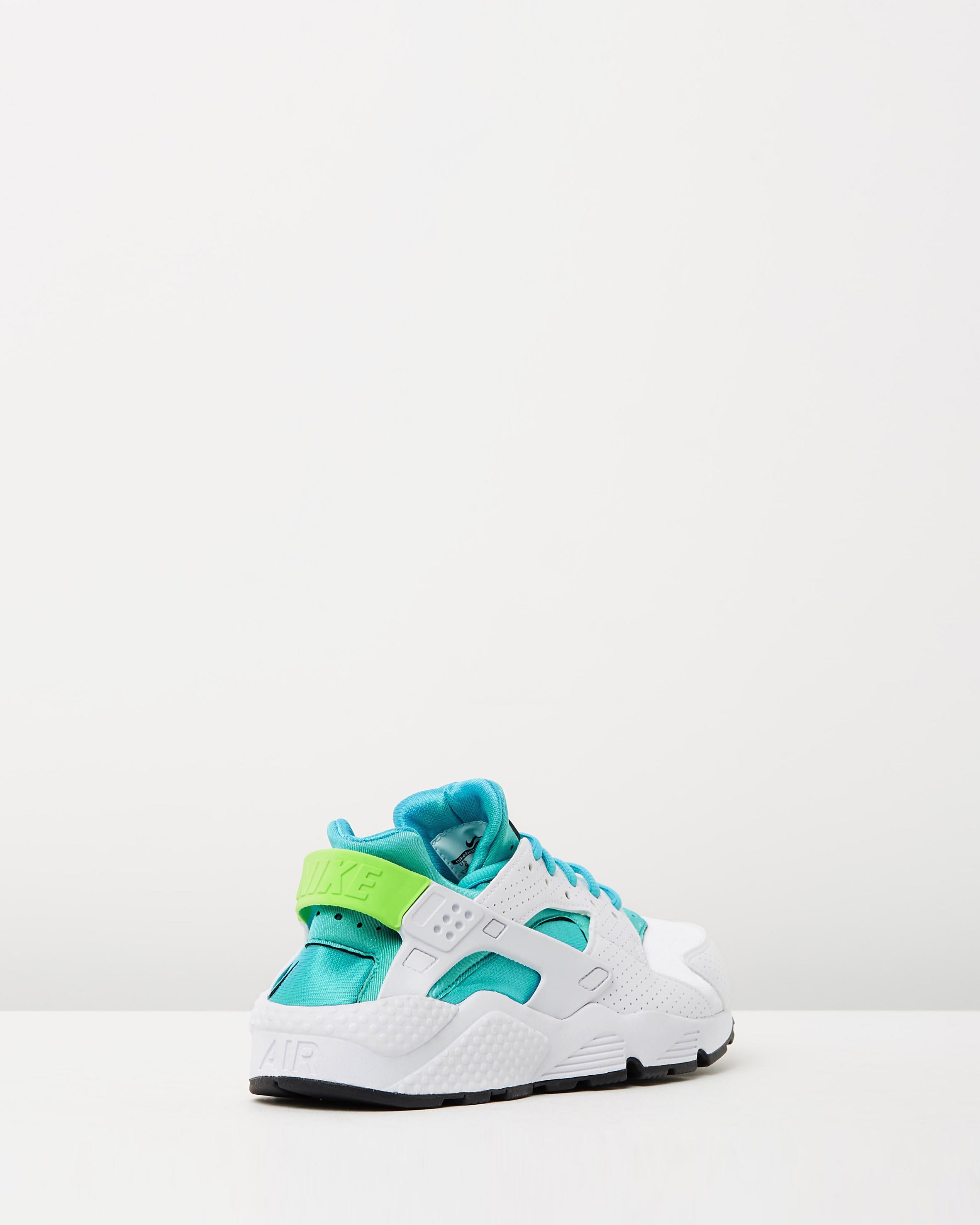 new product d4220 93f5a ... Womens Nike Air Huarache Run White Gamma 2 ...
