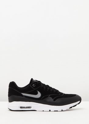Womens Nike Air Max 1 Ultra Moire Black 1