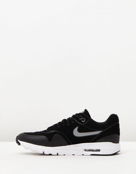 Womens Nike Air Max 1 Ultra Moire Black 3