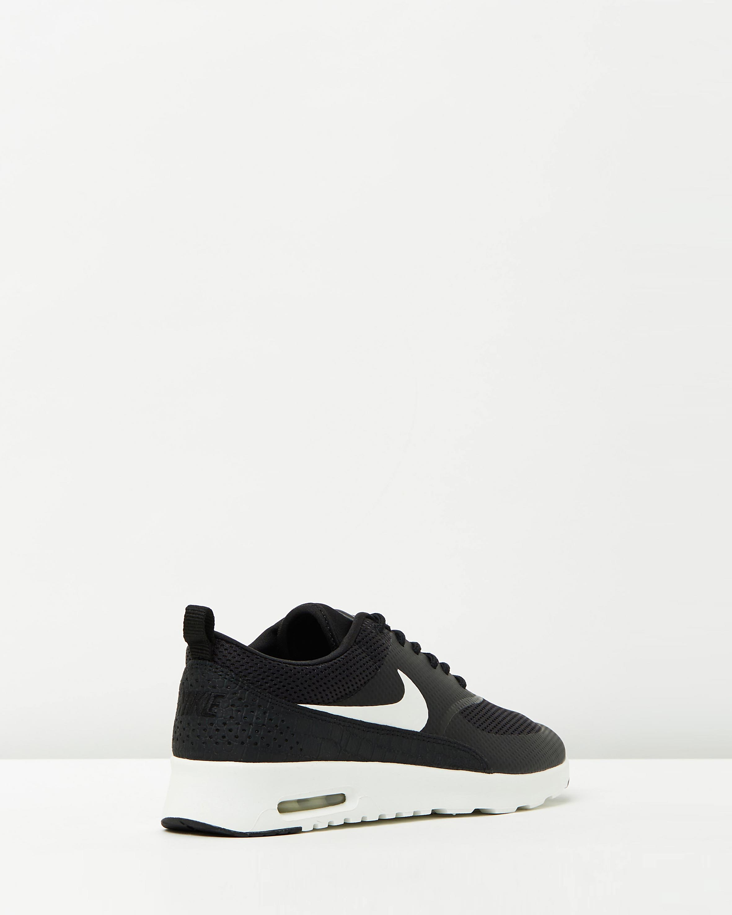 best loved 80c85 efc33 ... Womens Nike Air Max Thea Black Summit White 2 ...