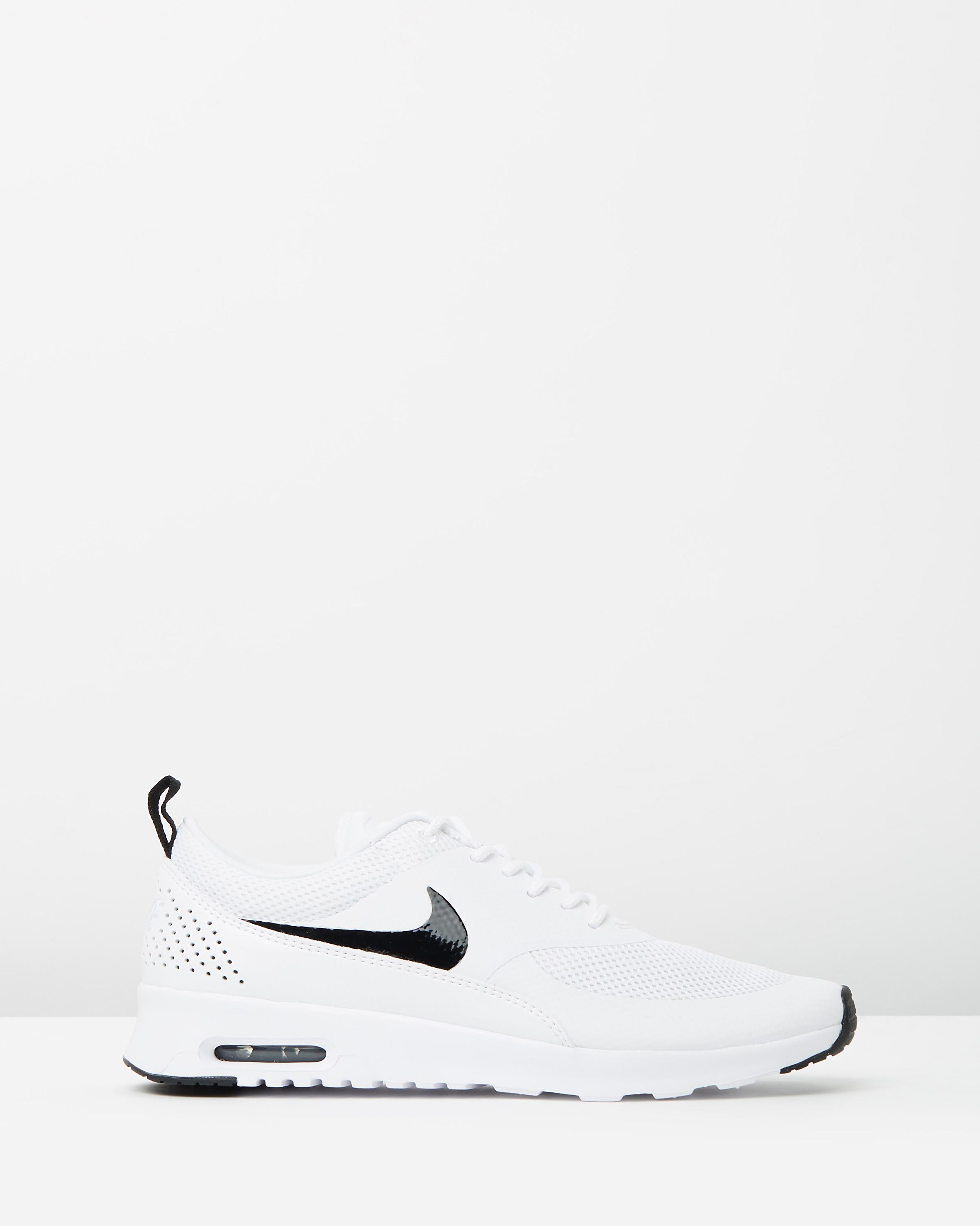 low priced 704fc 8f587 Womens Nike Air Max Thea White 1 ...
