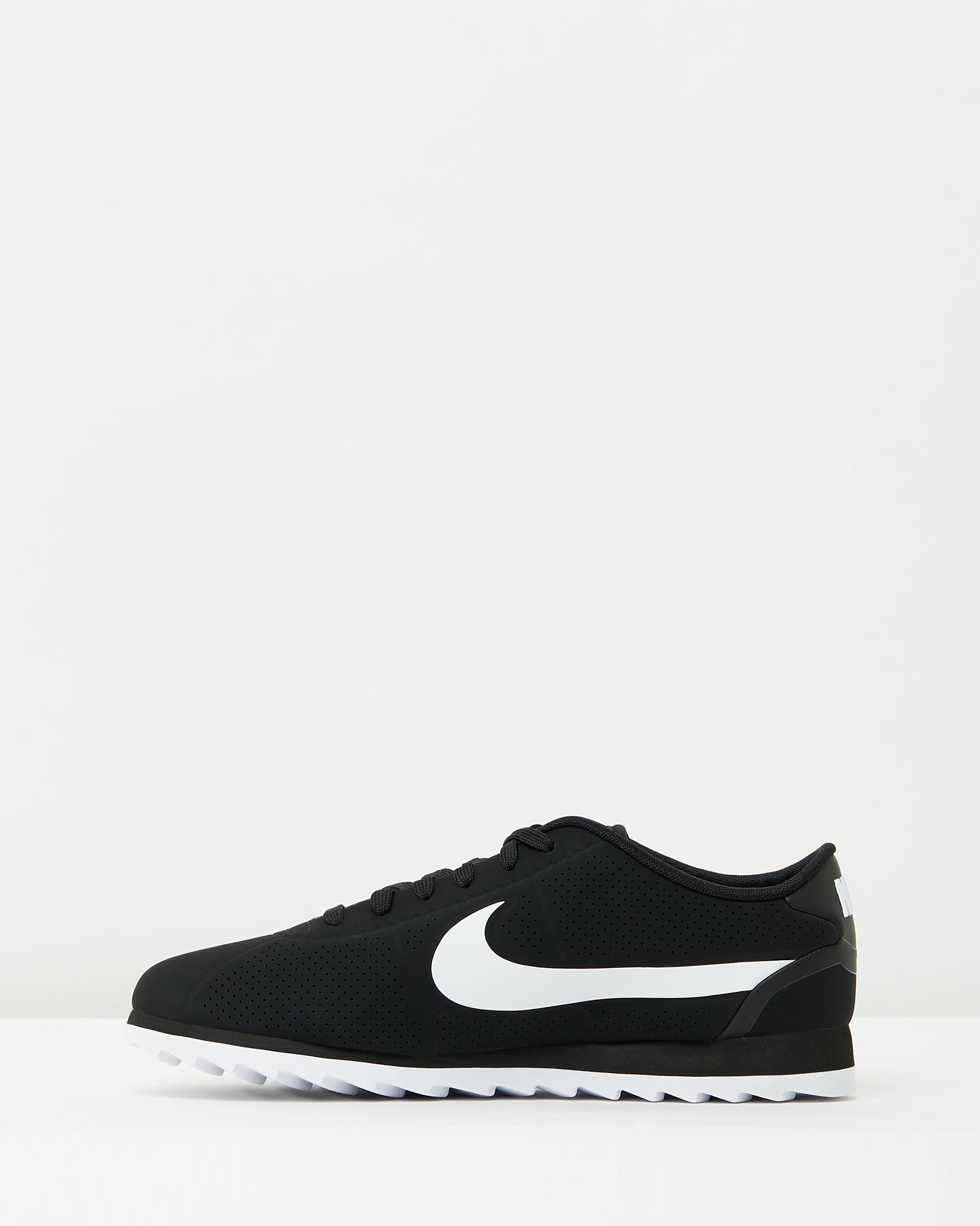 ... Womens Nike Cortez Ultra Moire Black White 3 ... 279079d62a