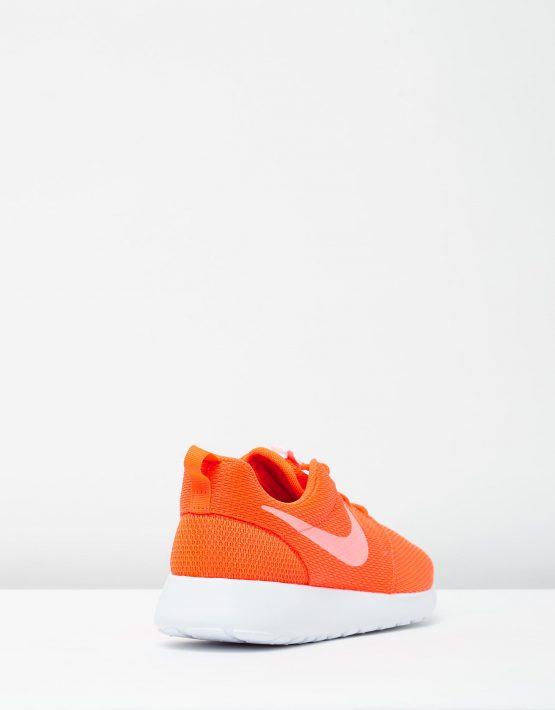 Womens Nike Roshe One Orange 2