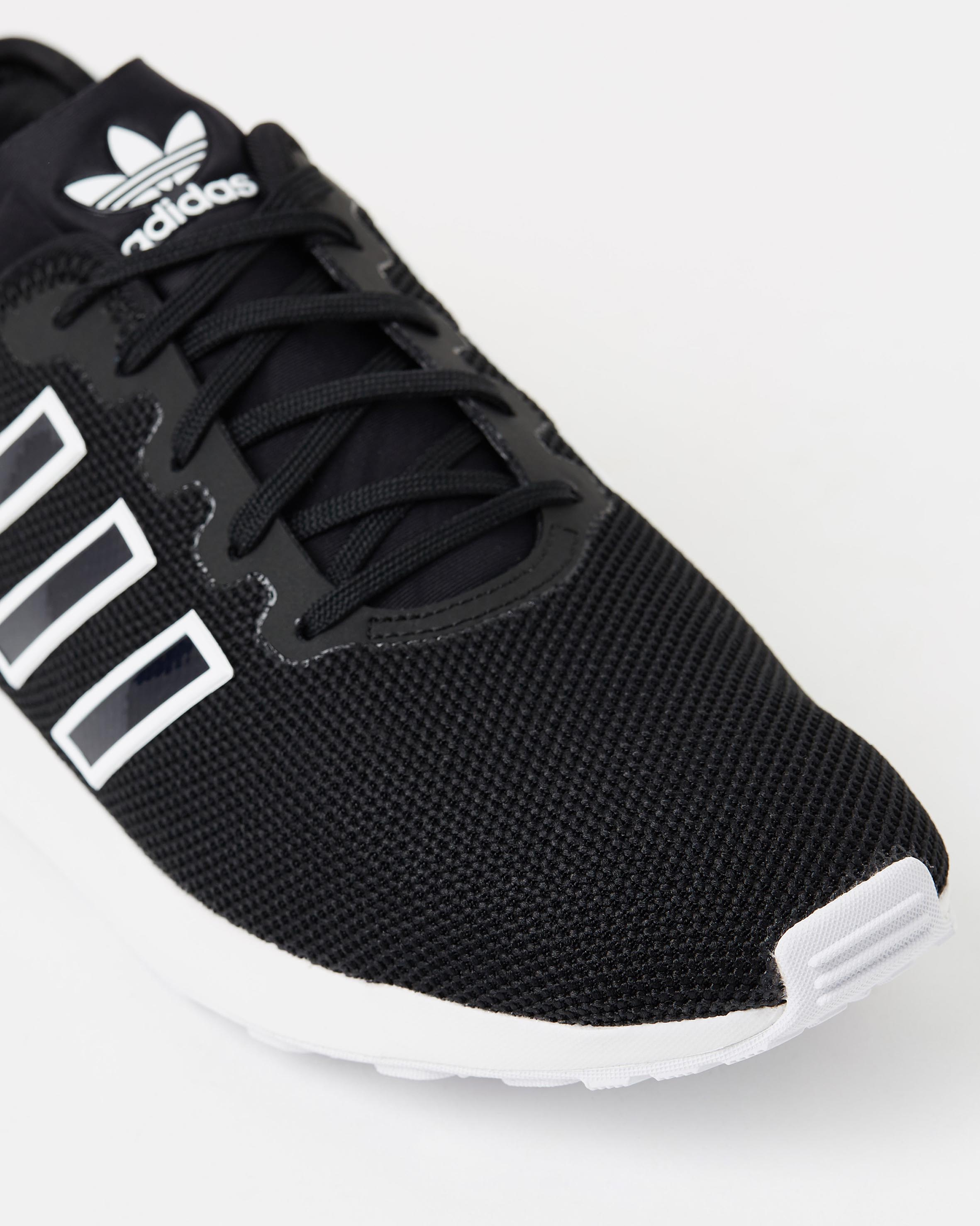 super popular 46451 ccb0c mens black and white zx flux