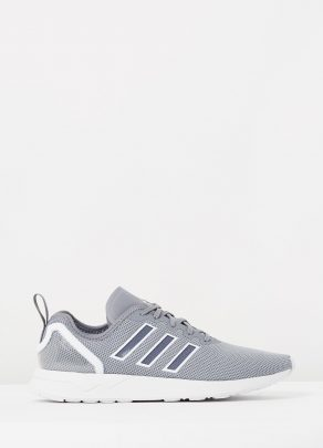 Adidas Mens ZX Flux ADV Grey FTWR White 1