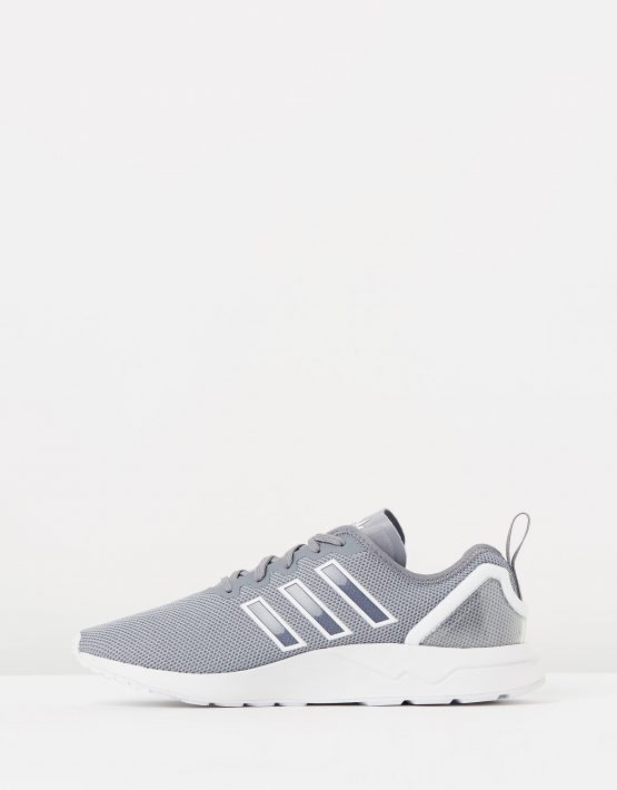 Adidas Mens ZX Flux ADV Grey FTWR White 3