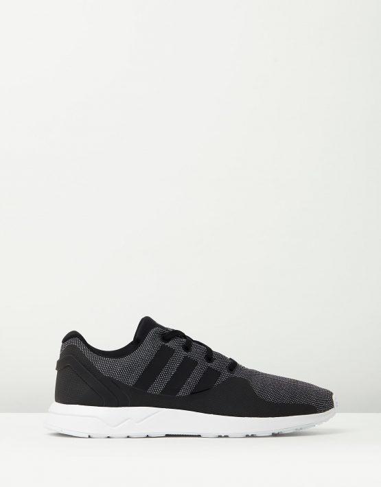 Adidas Mens ZX Flux ADV Tech Black 1
