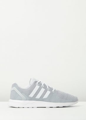 Adidas Mens ZX Flux ADV Tech GREY WHITE 1