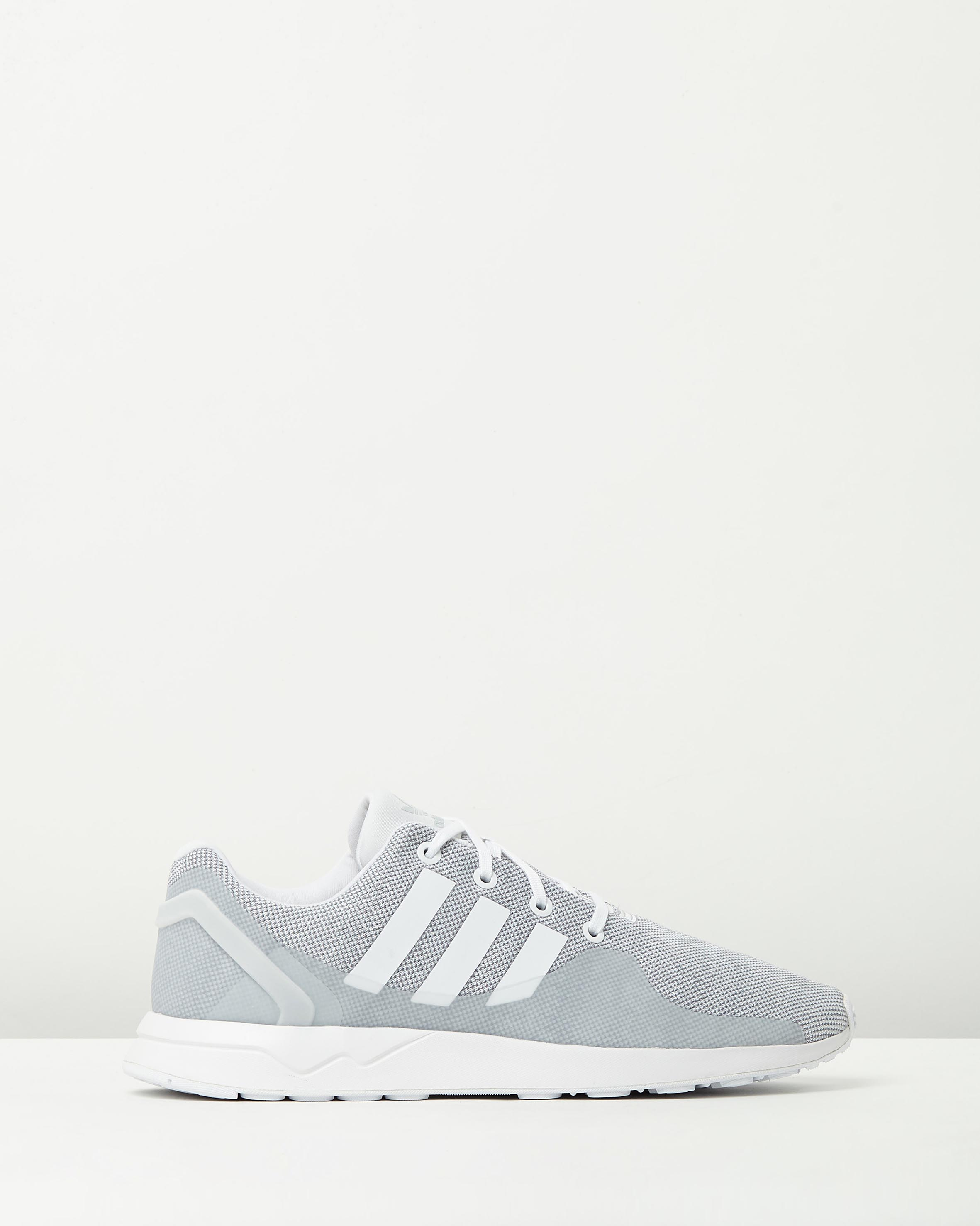 promo code 56d7c 5be12 Adidas Men's ZX Flux ADV Tech, GREY/WHITE