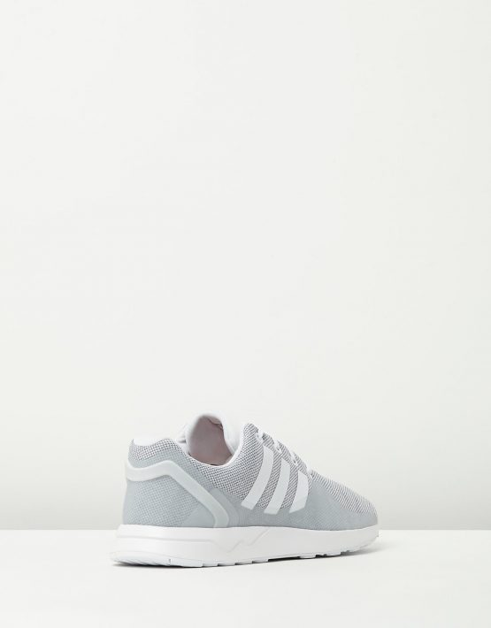 Adidas Mens ZX Flux ADV Tech GREY WHITE 2