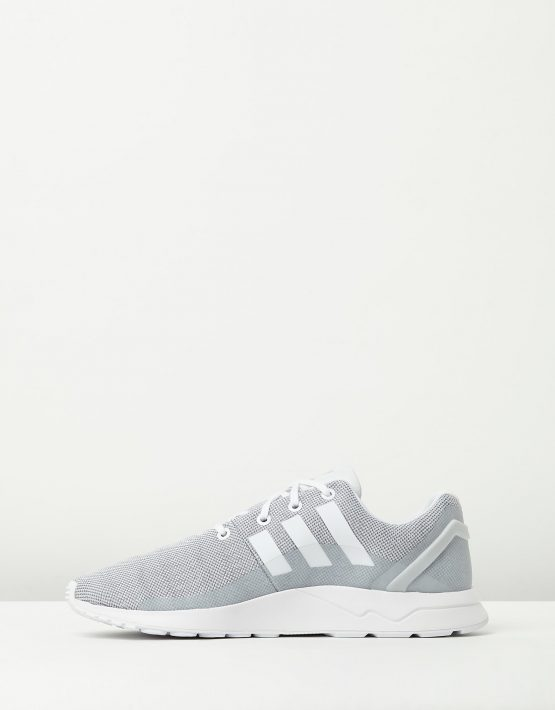 Adidas Mens ZX Flux ADV Tech GREY WHITE 3