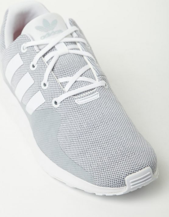Adidas Mens ZX Flux ADV Tech GREY WHITE 4