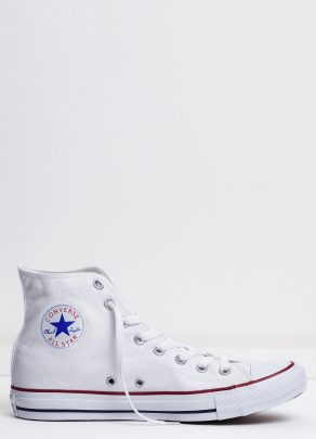 Converse Mens Chuck Taylor All Star Hi Optical White 1