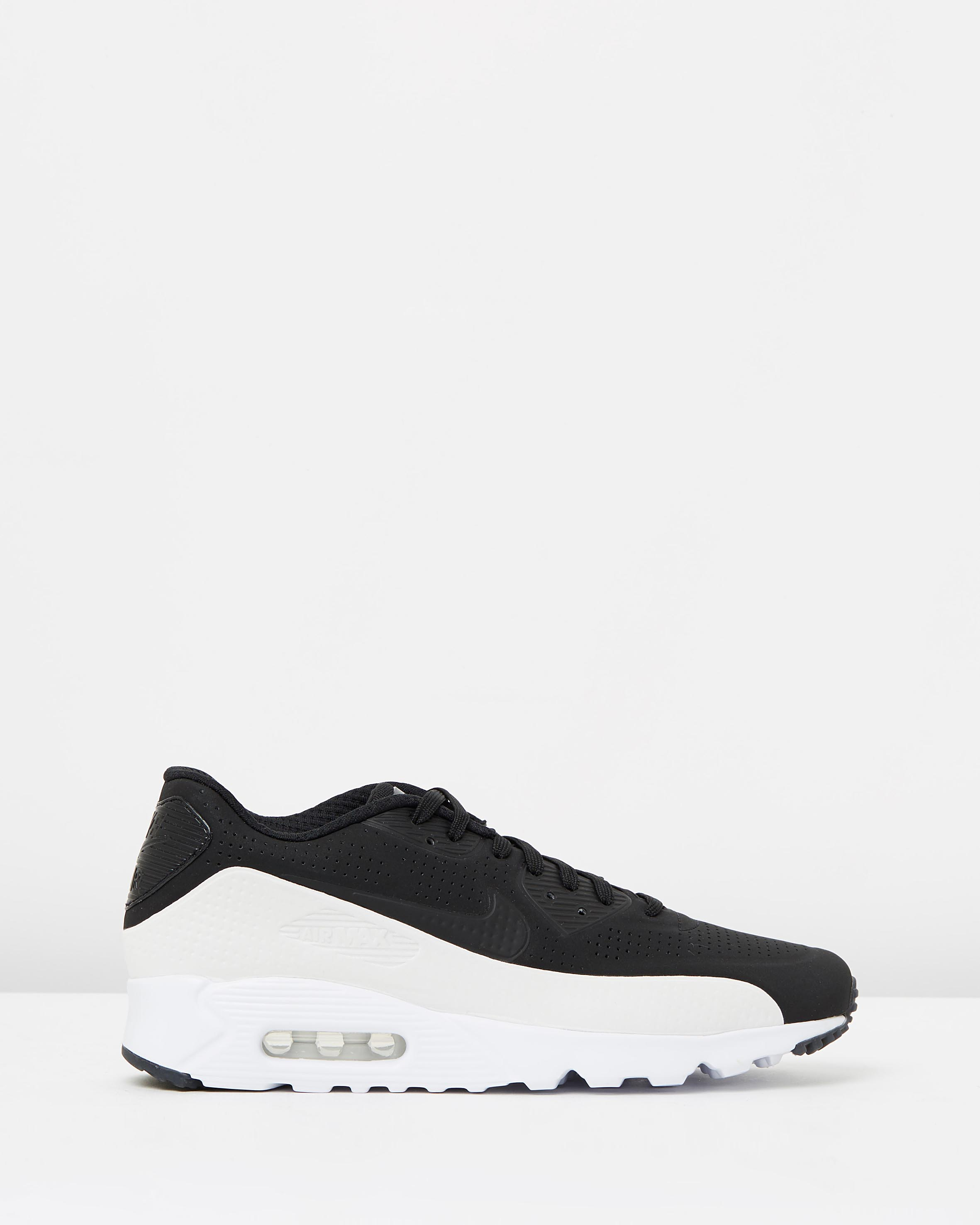 e115c216db97c5 Nike Air Max 90 Ultra Moire Black White 1 ...