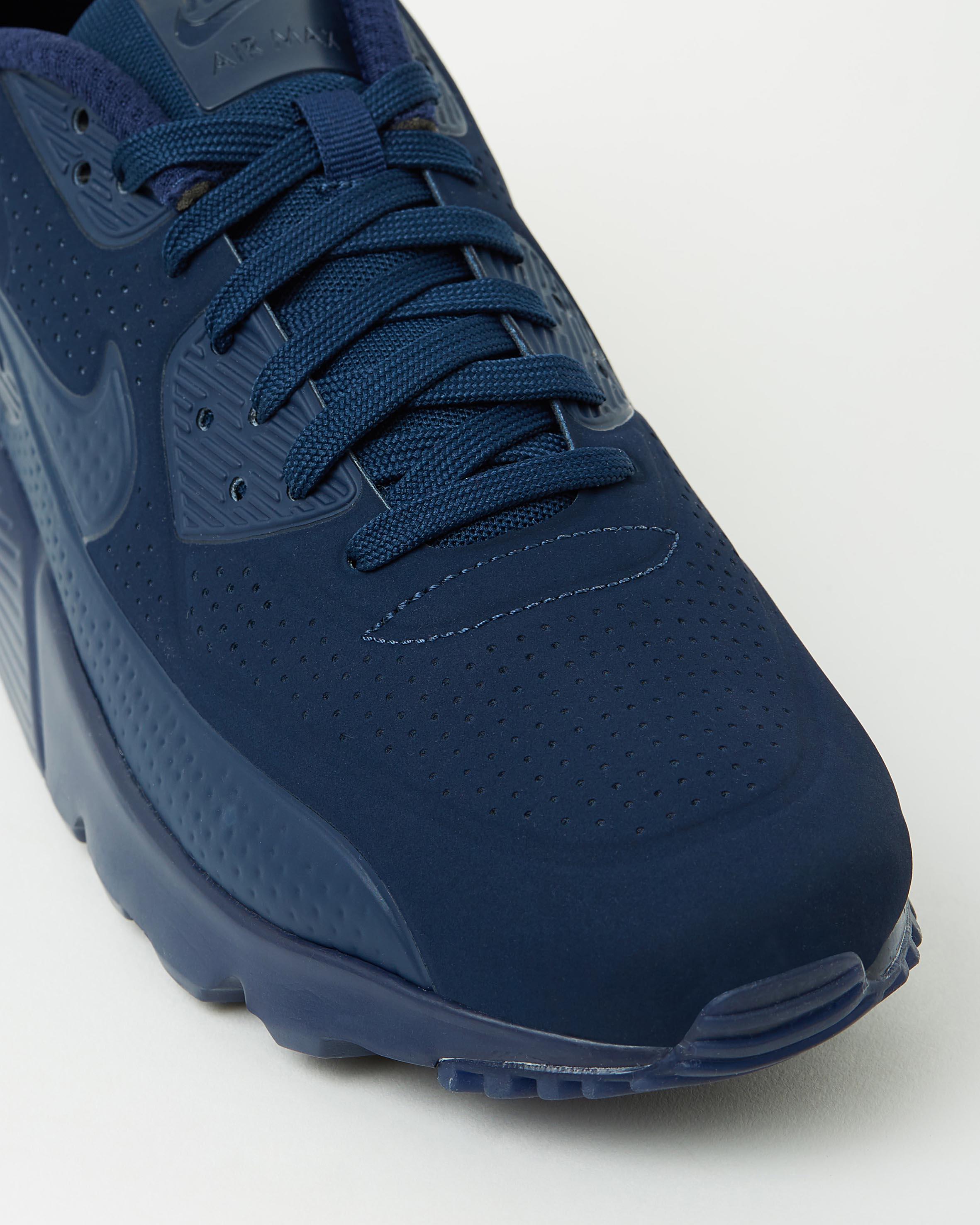 ce2a4506c059 ... Nike Air Max 90 Ultra Moire Midnight Blue 4