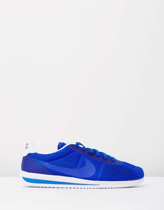 Nike Cortez Ultra BR Total Blue White 1