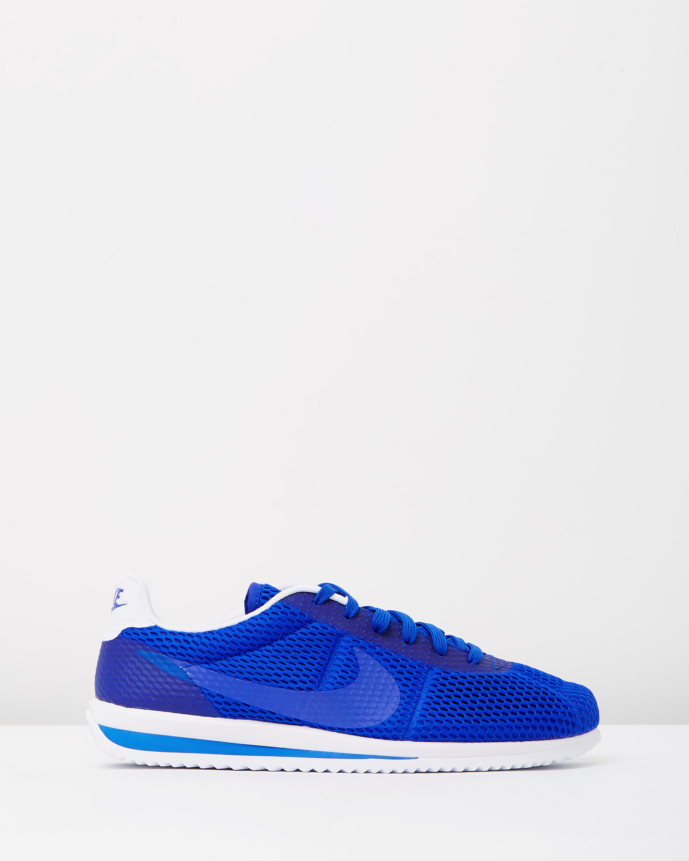 competitive price 4a286 bce3a Nike Cortez Ultra BR Total Blue & White
