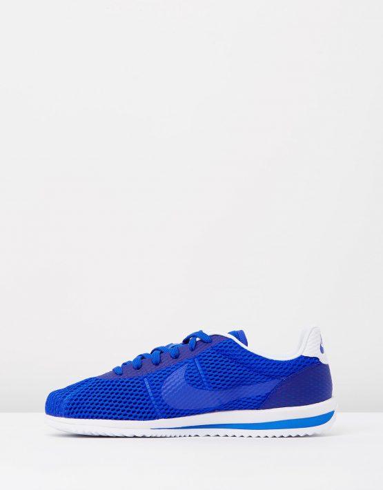 Nike Cortez Ultra BR Total Blue White 3