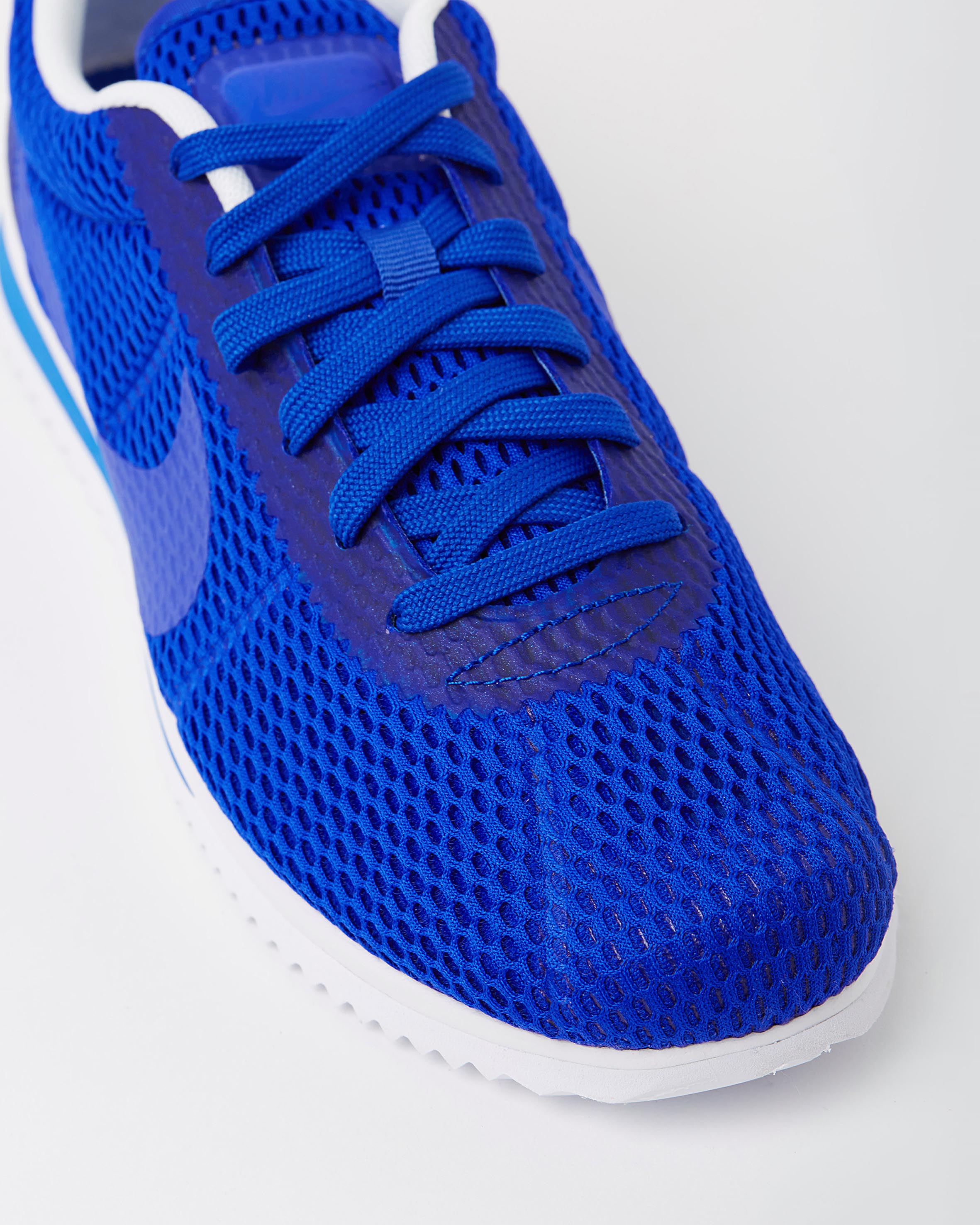 special for shoe new authentic get online Nike Cortez Ultra BR Total Blue & White