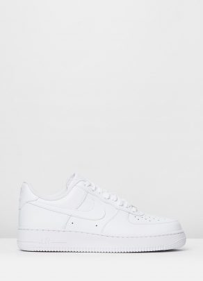 Nike Men's Air Force 1 '07 White Sneakers 1
